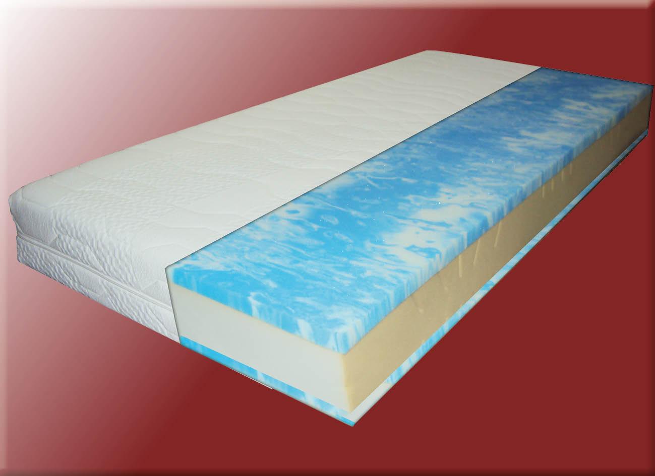 maxx 193 duo gel 1073 80x200 kaltschaum matratze h3. Black Bedroom Furniture Sets. Home Design Ideas