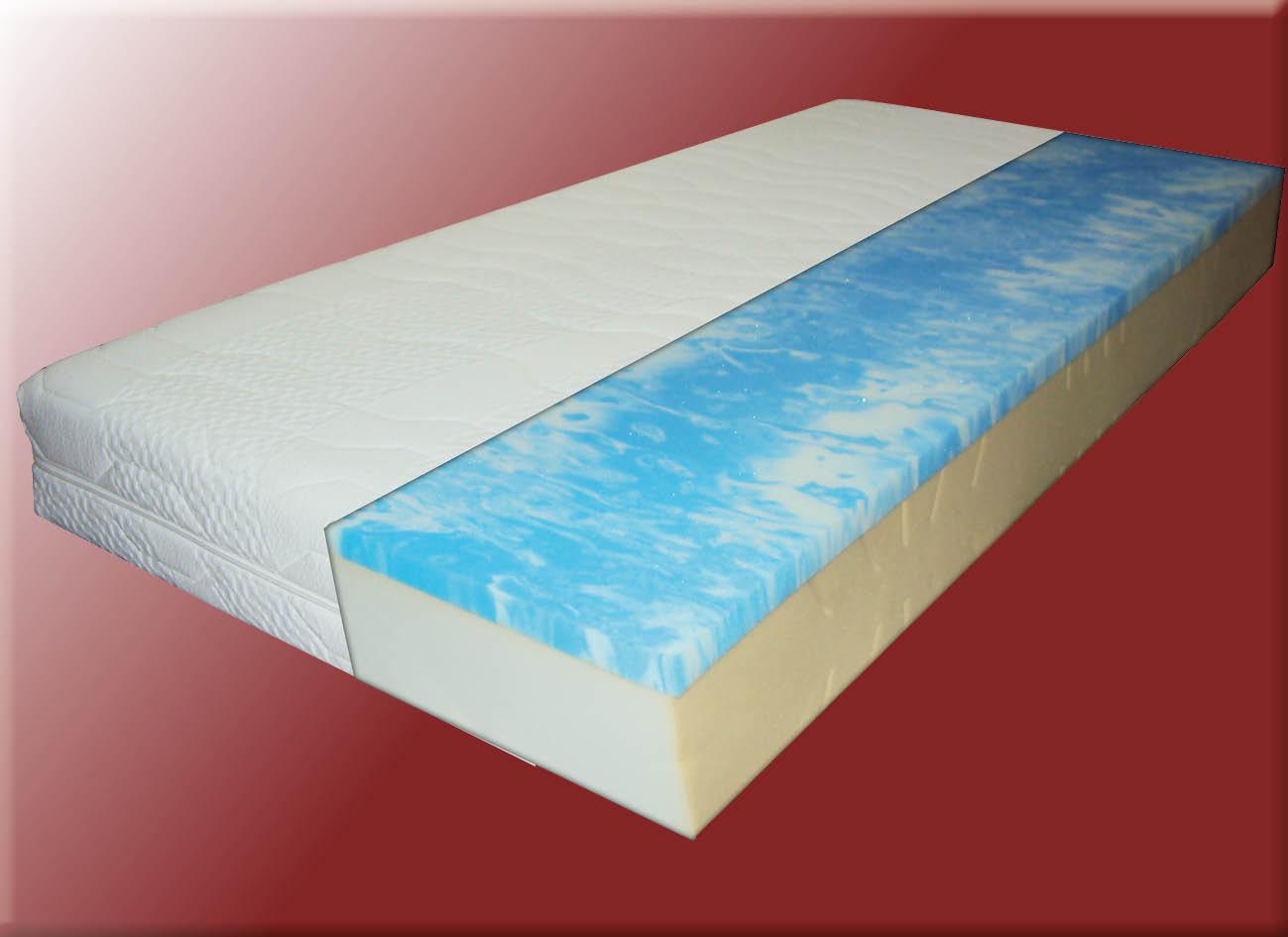 maxx 194 uno gel 1089 100x200 kaltschaum matratze. Black Bedroom Furniture Sets. Home Design Ideas